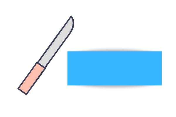 ロングトーンのイメージ図